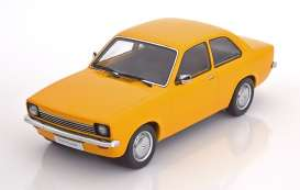 Opel  - yellow - 1:18 - KK - Scale - kkdc180012 | The Diecast Company