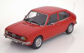 Alfa Romeo  - Sud 1972 red - 1:18 - KK - Scale - kk180021r | The Diecast Company