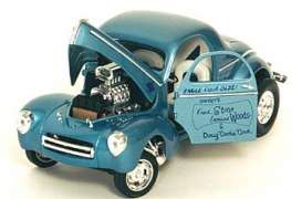 Willys  - 1941  - 1:25 - Revell - US - rmxs1287 | The Diecast Company