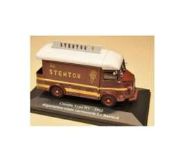 Citroen  - 1962 brown/white - 1:43 - Magazine Models - HY1962bn - magHY1962bn | The Diecast Company