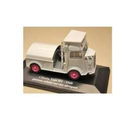 Citroen  - 1960 grey - 1:43 - Magazine Models - HY4 - magHY4 | The Diecast Company