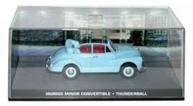 Morris  - blue - 1:43 - Magazine Models - JBminor - magJBminor | The Diecast Company
