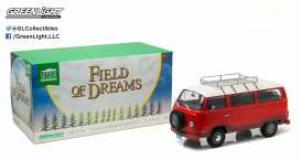 Volkswagen  - 1973 red - 1:18 - GreenLight - 19010 - gl19010 | The Diecast Company