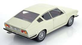 Audi  - 1971 white - 1:18 - KK - Scale - kk18001w | The Diecast Company