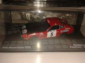Datsun  - 1972 red/black - 1:43 - Magazine Models - RA240Zno5 - MagRA240Zno5 | The Diecast Company