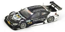 Mercedes Benz  - 2014 black/white - 1:43 - Spark - sg176 - spasg176 | The Diecast Company