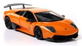 Lamborghini  - orange - 1:24 - Rastar - rastar39300o | The Diecast Company