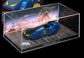 Batman  - blue/black - 1:43 - Magazine Models - BAT013 - magBAT013 | The Diecast Company