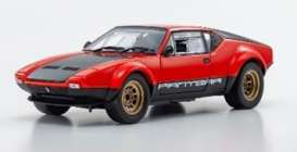 De Tomaso  - red - 1:18 - Kyosho - kyo8853R | The Diecast Company