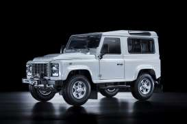 Land Rover  - fuji white - 1:18 - Kyosho - 8901fw - kyo8901fw | The Diecast Company