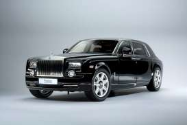 Rolls Royce  - 2012 diamond black - 1:18 - Kyosho - 8841dbk - kyo8841dbk | The Diecast Company