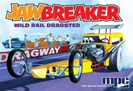 MPC - Dragster  - mpc821 : Jawbreaker Dragster, plastic modelkit