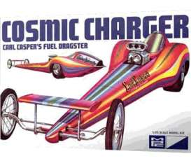 MPC - Dragster  - mpc826 : Cosmic Charger Carl Casper, plastic modelkit