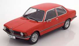 BMW  - 1975 red - 1:18 - KK - Scale - kkdc180041 | The Diecast Company