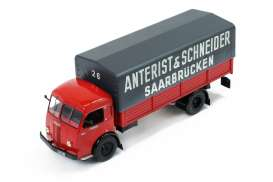 Panhard  - 1952  - 1:43 - IXO Truck Collection - ixtru014 | The Diecast Company