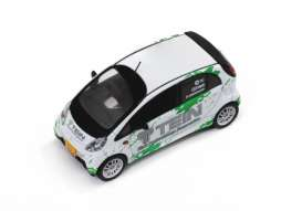 Mitsubishi  - 2010 white - 1:43 - J Collection - jc305 | The Diecast Company