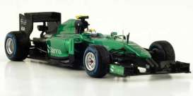 Lotus  - 2014 green - 1:43 - Spark - s4485 - spas4485 | The Diecast Company