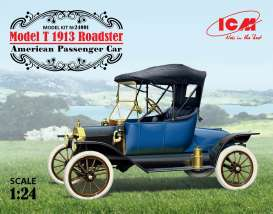 Ford  - 1913  - 1:24 - ICM - icm24001 | The Diecast Company