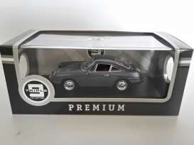 Porsche  - 1963 grey - 1:43 - Triple9 Premium - T9P10000 | The Diecast Company