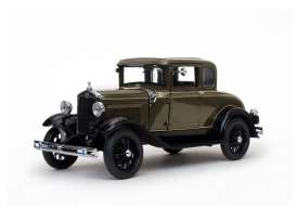 Ford  - 1931 chicle drab - 1:18 - SunStar - 6132 - sun6132 | The Diecast Company