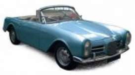 Facel  - 1964 light blue metallic - 1:43 - IXO Models - ixclc247 | The Diecast Company