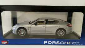 Porsche  - 2013 silver - 1:18 - MZ Model - MZ2017Bs | The Diecast Company