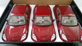 Porsche  - 2013 red - 1:18 - MZ Model - MZ2017CR | The Diecast Company
