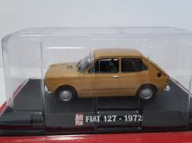 Fiat  - 127 1972 brown - 1:43 - Magazine Models - AP127 - magAP127 | The Diecast Company