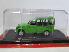 Citroen  - green - 1:43 - Magazine Models - AP2cvAKS - magAP2cvAKS | The Diecast Company