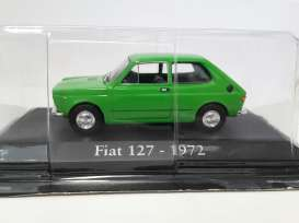 Fiat  - 127 1972 green - 1:43 - Magazine Models - RBA127 - magRBA127 | The Diecast Company