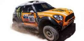 Mini  - 2013 orange - 1:43 - IXO Models - ram575P - ixram575P | The Diecast Company