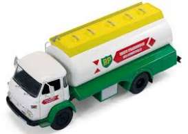 Saviem  - 1974 white/green/yellow - 1:43 - IXO Models - tru016 - ixtru016 | The Diecast Company