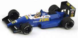Rial  - 1988 blue - 1:43 - Spark - s4311 - spas4311 | The Diecast Company