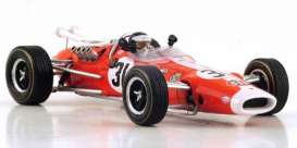 Lotus  - 1967 red - 1:43 - Spark - s4274 - spas4274 | The Diecast Company