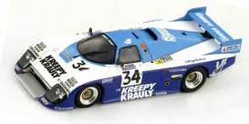 March  - 1985 blue/white - 1:43 - Spark - s4402 - spas4402 | The Diecast Company