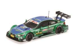 BMW  - 2014 green - 1:43 - Minichamps - mc410142403 | The Diecast Company
