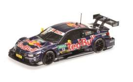 Minichamps - BMW  - mc410152413 : 2015 BMW M4 (F82) BMW Team DTM Schnitzer Antonio Felix Da Costa, blue