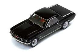 Ford  - 1966 black - 1:43 - Ixo Premium X - ixpr466R | The Diecast Company
