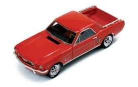 Ford  - 1966 red - 1:43 - Ixo Premium X - ixpr467R | The Diecast Company