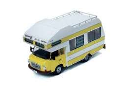 Barkas  - 1973 yellow - 1:43 - Ixo Ist Collection - ixist298MR | The Diecast Company