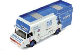 Berliet  - 1974 blue/white - 1:43 - IXO Truck Collection - ixtru022RF | The Diecast Company
