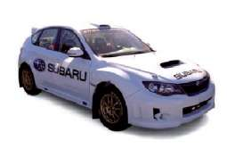 Subaru  - 2010 white - 1:43 - J Collection - jc273 | The Diecast Company