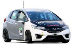 Honda  - 2014 grey/white/black - 1:43 - Ixo Premium X - ixPRD499 | The Diecast Company