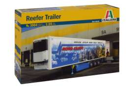 Trailer  - Reefer  - 1:24 - Italeri - 3904 - ita3904 | The Diecast Company