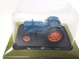 Fordson  - Power Major 1958 blue - 1:43 - Magazine Models - TRfordson - magTRfordson | The Diecast Company