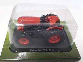 Same  - 1963 orange - 1:43 - Magazine Models - TR360DT - magTR360DT | The Diecast Company