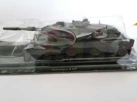 Russian Tanks  - camouflage green - Magazine Models - TA2A5 - magTA2A5 | The Diecast Company