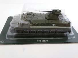 Russian Tanks  - green - Magazine Models - TAMT - magTAMT | The Diecast Company