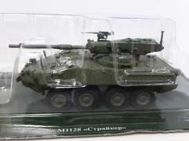 Russian Tanks  - green - Magazine Models - TAM1128 - magTAM1128 | The Diecast Company
