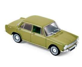 Simca  - 1965 amazone green - 1:43 - Norev - 571300 - nor571300 | The Diecast Company